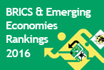 PUC-Rio é terceira do Brasil no ranking Times Higher Education/BRICS and Emerging Economies