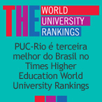 PUC-Rio é terceira melhor do Brasil no Times Higher Education World University Rankings