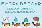 PUC-Rio e Arquidiocese do Rio de Janeiro estão coletando doações para famílias afetadas pela crise causada pelo Covid-19