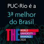 PUC-Rio é terceira universidade brasileira e primeira do Rio de Janeiro no THE World University Rankings 2020