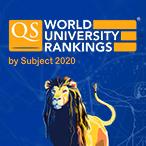 Artes & Design, da PUC-Rio, destaca-se, mais uma vez, entre as melhores do País segundo o QS By Subject 2020, colocando-se entre as 150 melhores do mundo