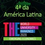 PUC-Rio é terceira melhor universidade do Brasil, primeira do Rio de Janeiro  e ocupa ainda a liderança, no País, em Parceria com a Indústria e em Internacionalização